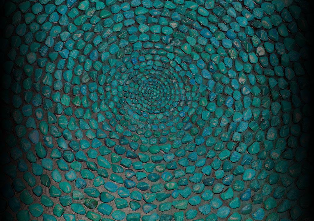 Zinc Matrix turquoise