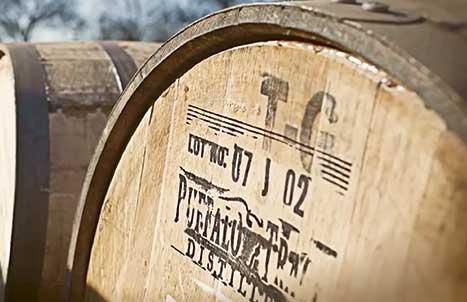 Original Pappy Von Winkle Barrel Oak