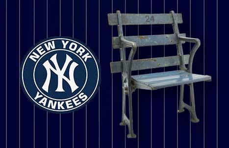 Yankee Stadium Wood