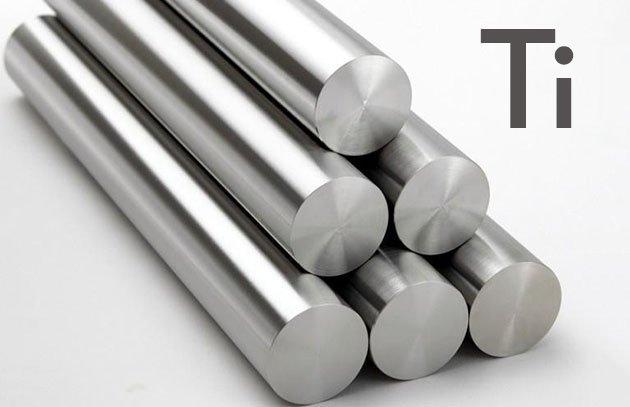 Titanium material image
