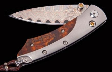 william henry copper wave pocket knife