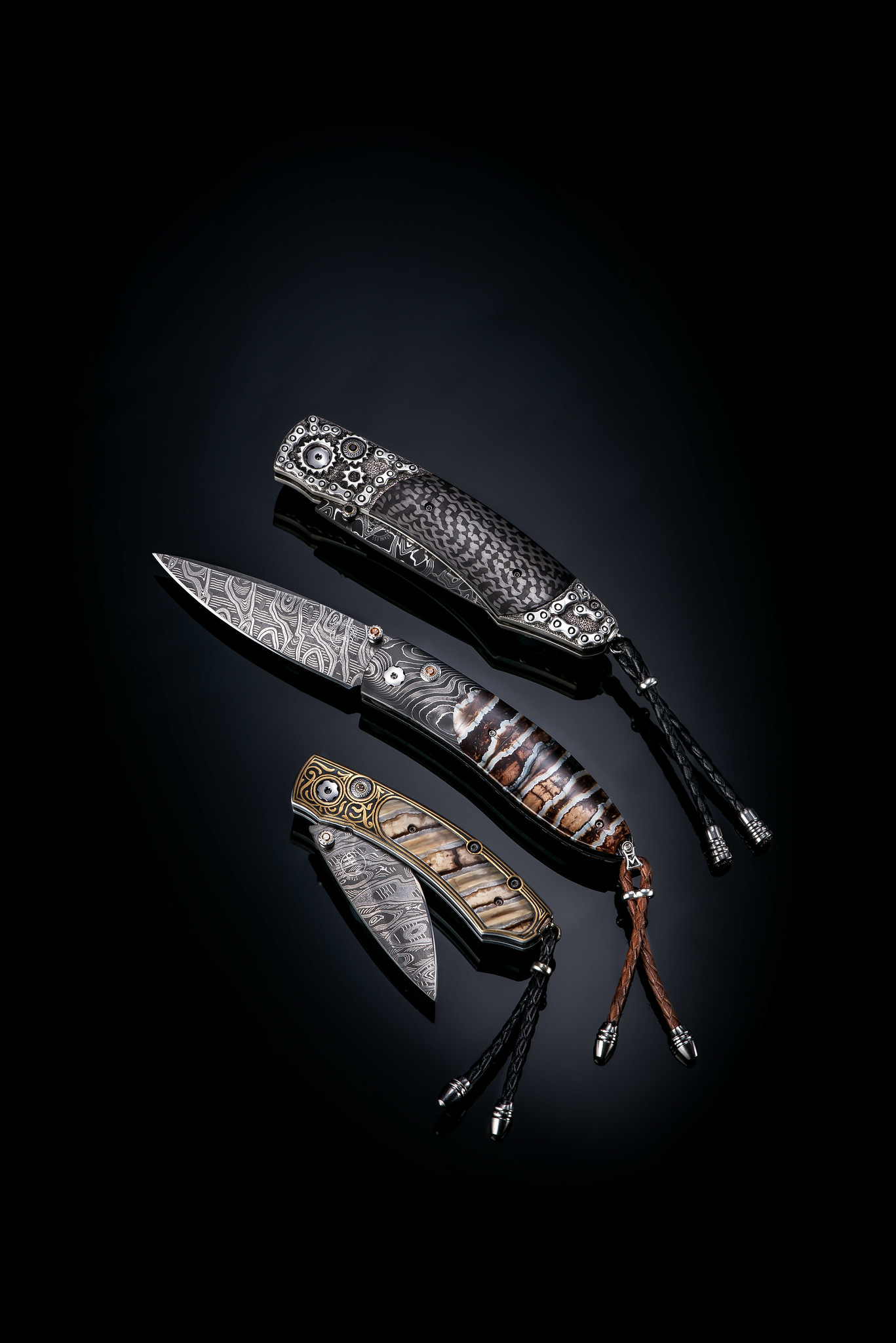 Knives as Art: Pocket Knife Accessories