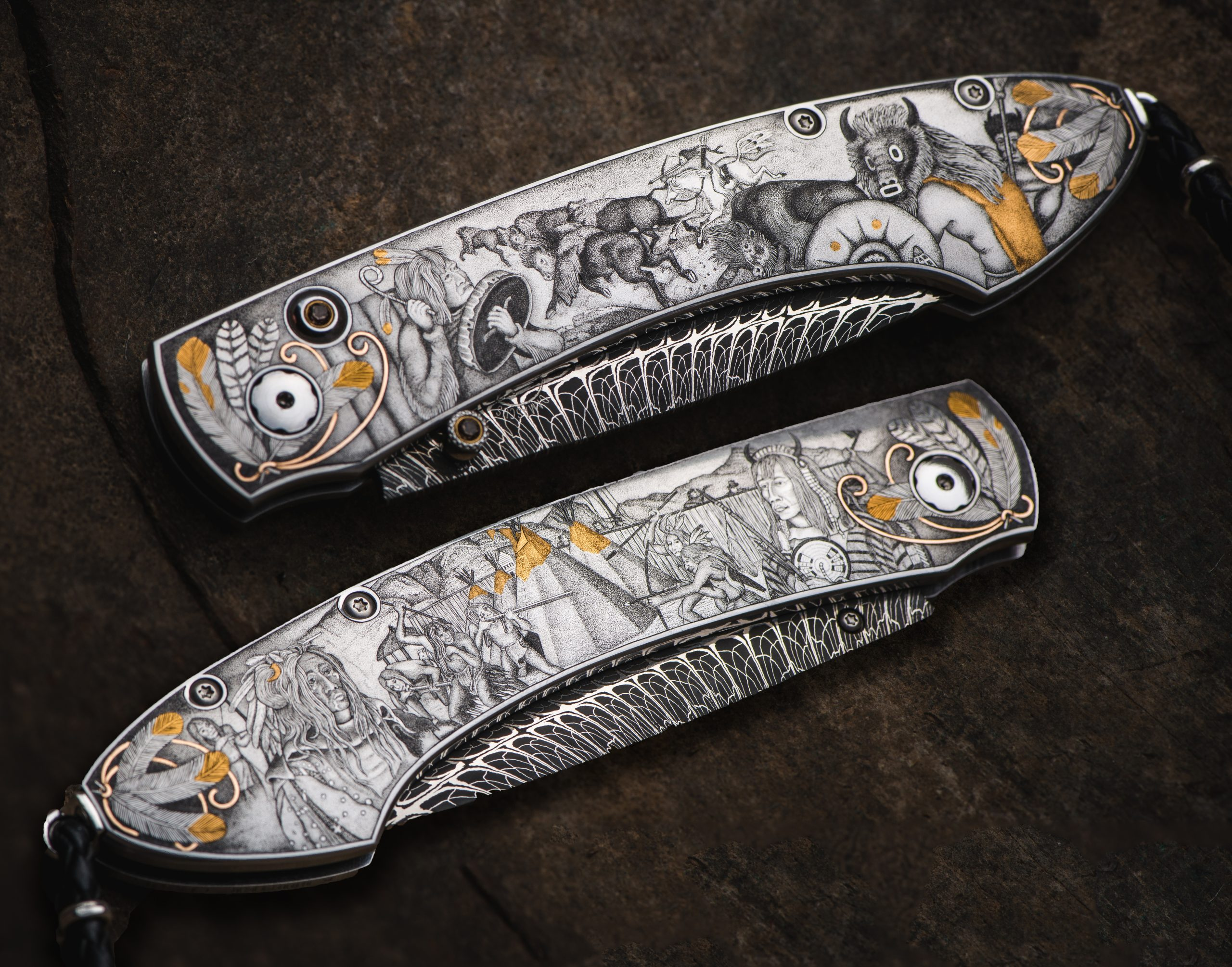 Knives as Art: Craftsmanship and Style