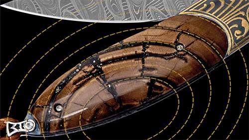 Fossil Mammoth Tusk