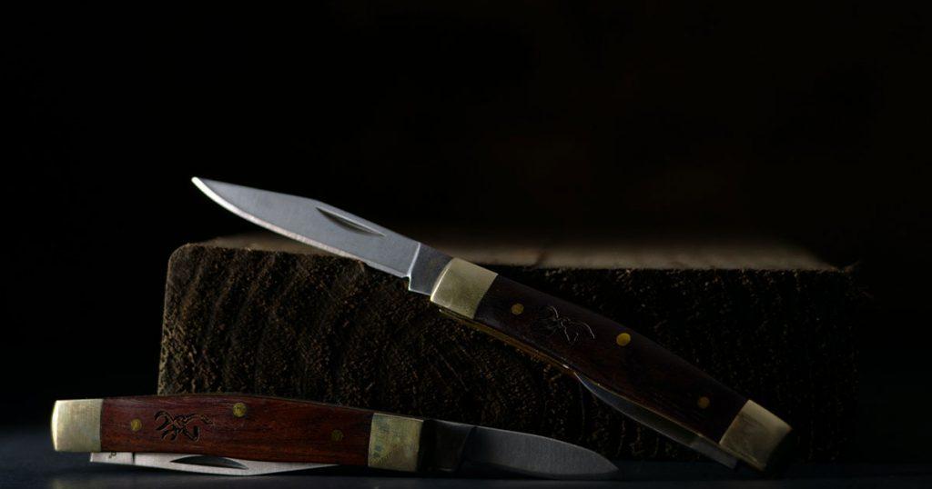 Rusted Pocket Knife